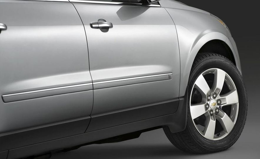 2009 Chevrolet Traverse - Slide 22