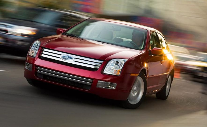 2008 Ford Fusion - Slide 1