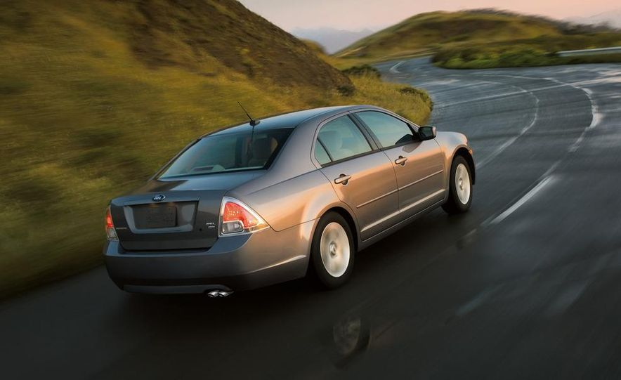 2008 Ford Fusion - Slide 6