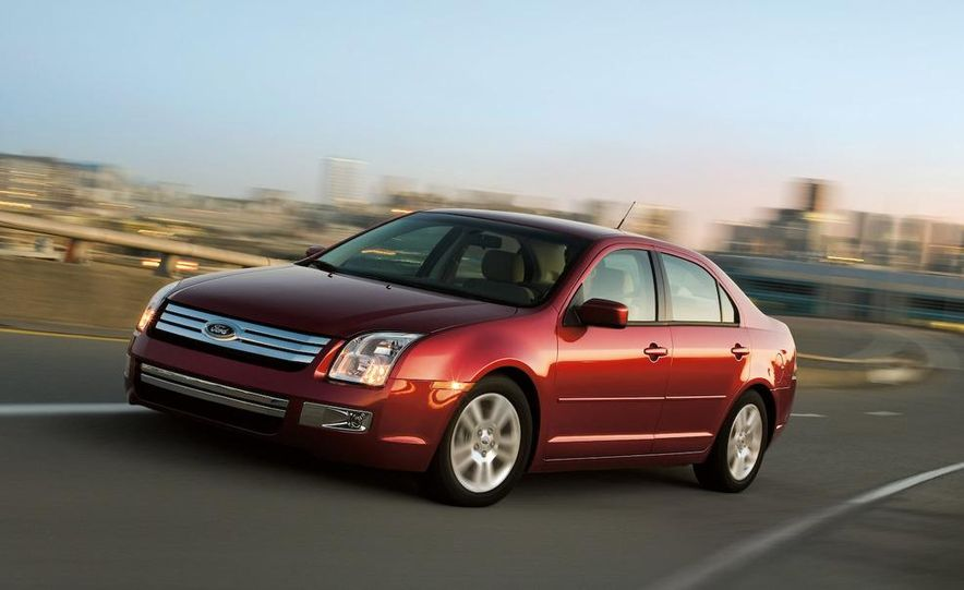 2008 Ford Fusion - Slide 2