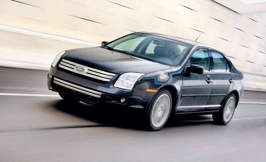 2008 Ford Fusion - Slide 7