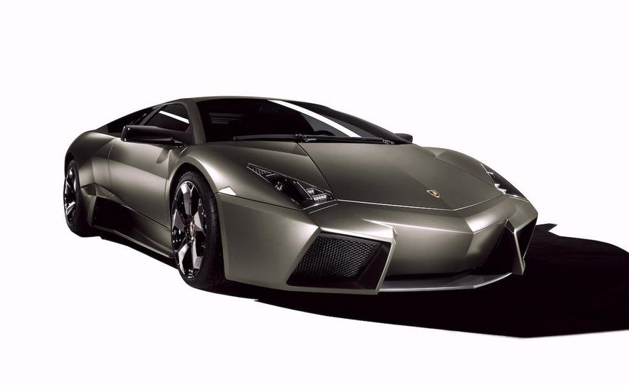 2008 Lamborghini Reventon - Slide 3