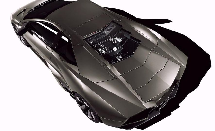 2008 Lamborghini Reventon - Slide 5