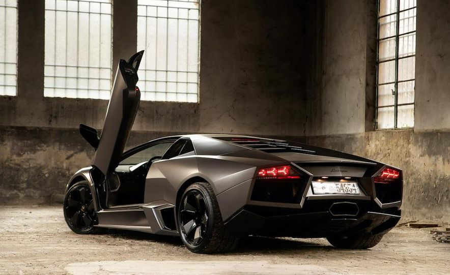 2008 Lamborghini Reventon - Slide 11