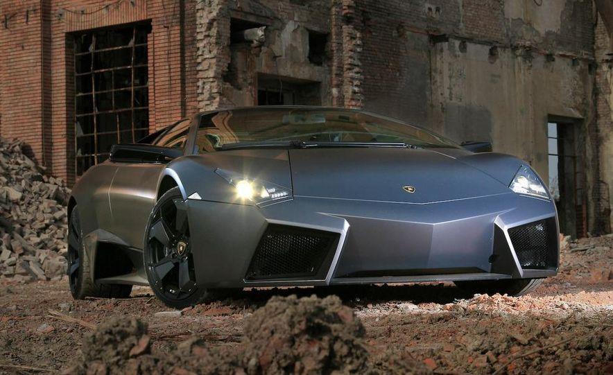 2008 Lamborghini Reventon - Slide 12
