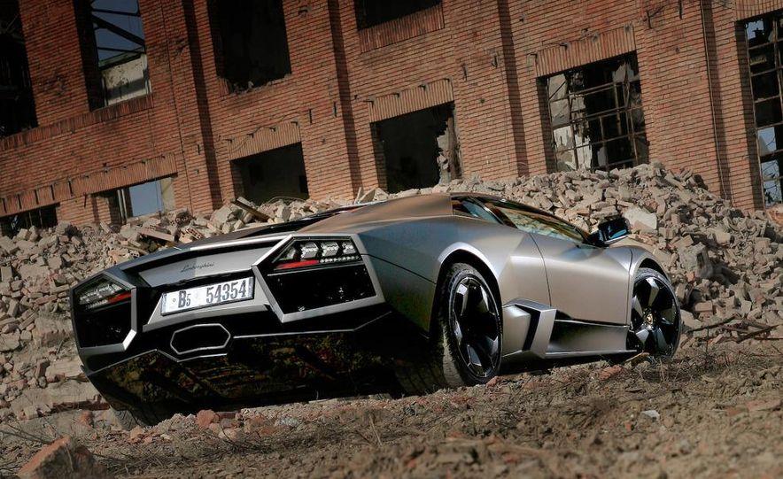 2008 Lamborghini Reventon - Slide 13