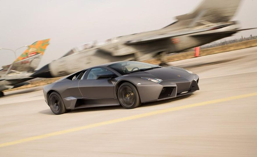 2008 Lamborghini Reventon - Slide 14