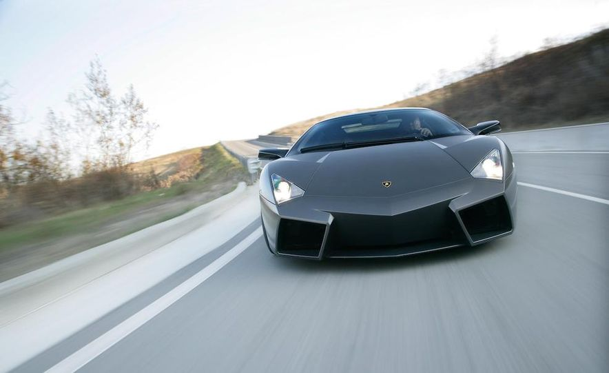 2008 Lamborghini Reventon - Slide 16