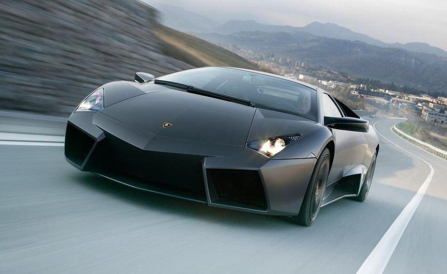 2008 Lamborghini Reventon - Slide 17