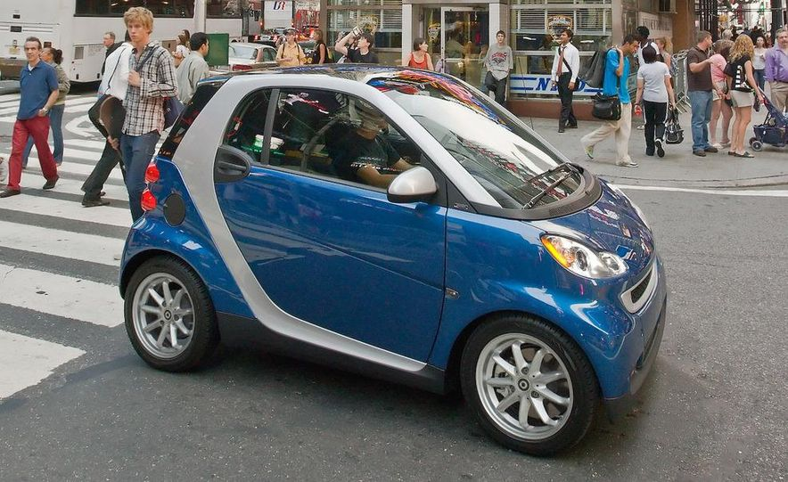2008 Smart Fortwo Passion coupe - Slide 4