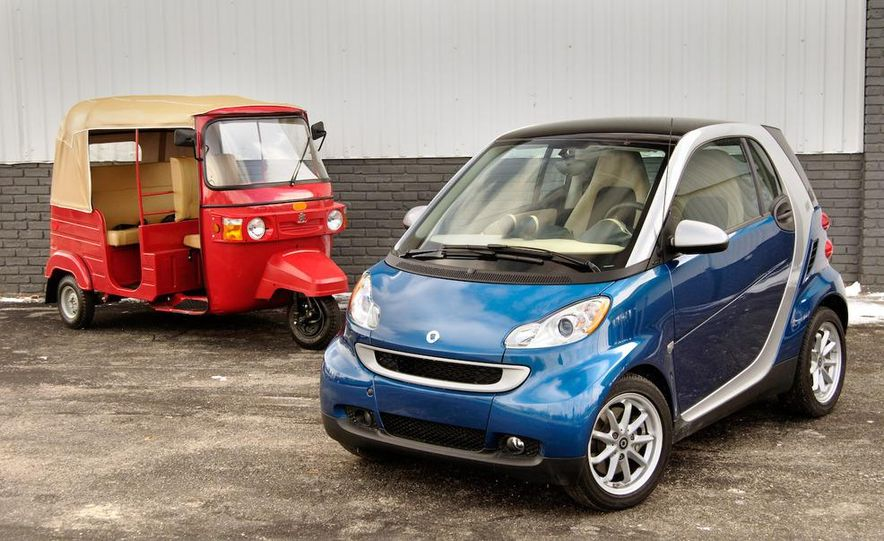 2008 Smart Fortwo Passion coupe - Slide 6