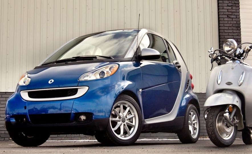 2008 Smart Fortwo Passion coupe - Slide 7