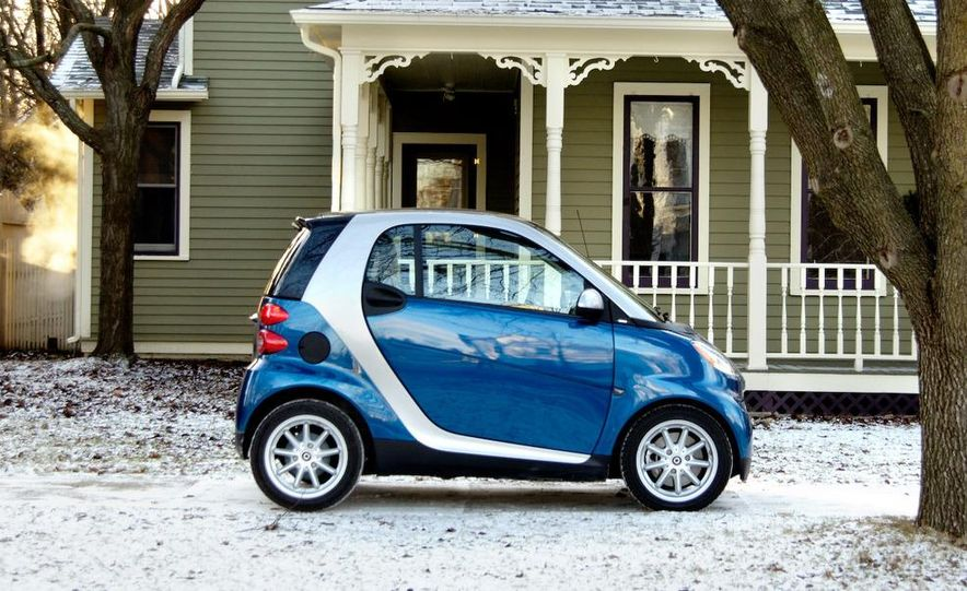 2008 Smart Fortwo Passion coupe - Slide 9