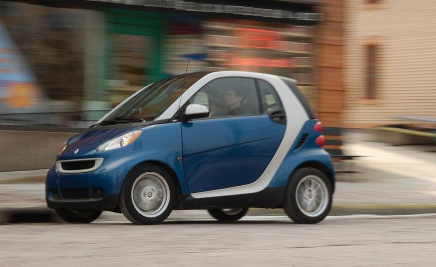 2008 Smart Fortwo Passion coupe - Slide 12