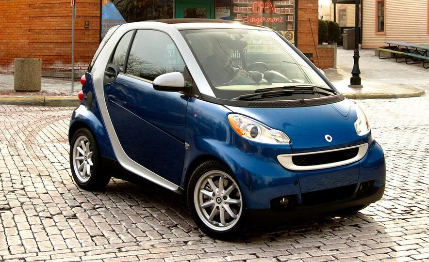 2008 Smart Fortwo Passion coupe - Slide 14