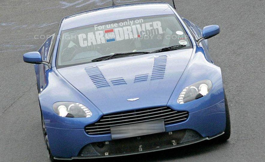 2009 Aston Martin V-12 Vantage RS - Slide 6