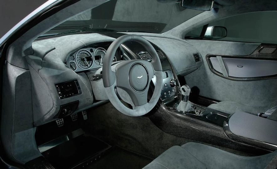 2009 Aston Martin V-12 Vantage RS - Slide 16