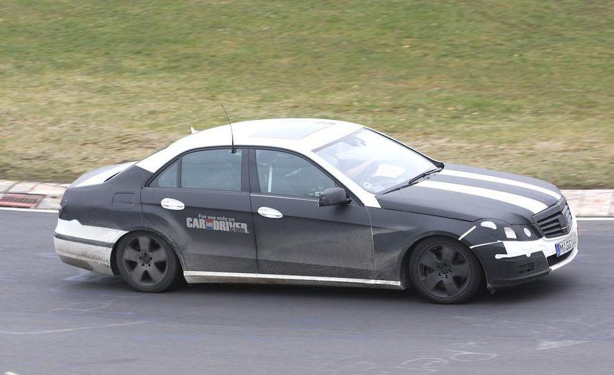 2010 Mercedes-Benz E-class - Slide 1