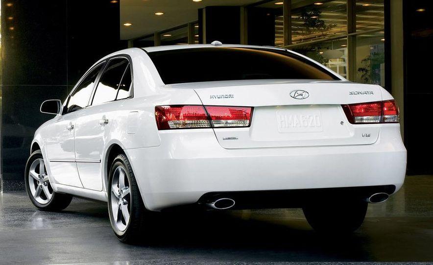 2008 Hyundai Sonata - Slide 8