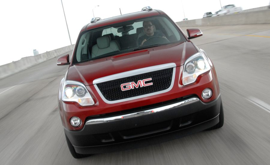 2008 Buick Enclave/GMC Acadia/Saturn Outlook