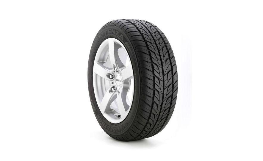 Bridgestone Potenza G019 Grid tire - Slide 1