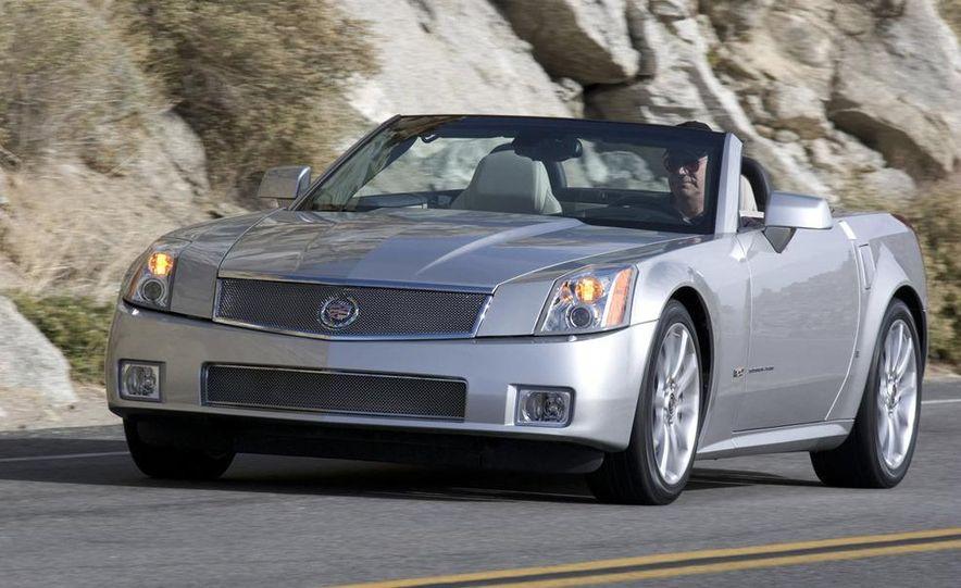 2009 Cadillac XLR - Slide 9