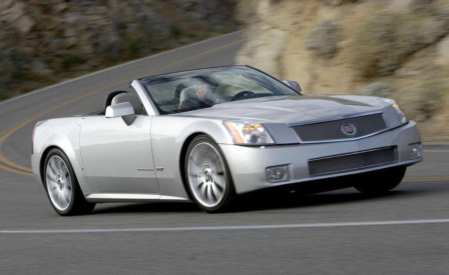 2009 Cadillac XLR - Slide 10