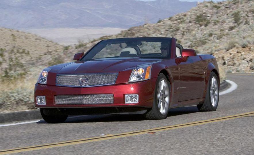 2009 Cadillac XLR - Slide 11