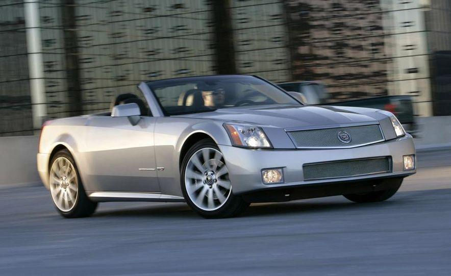2009 Cadillac XLR - Slide 13