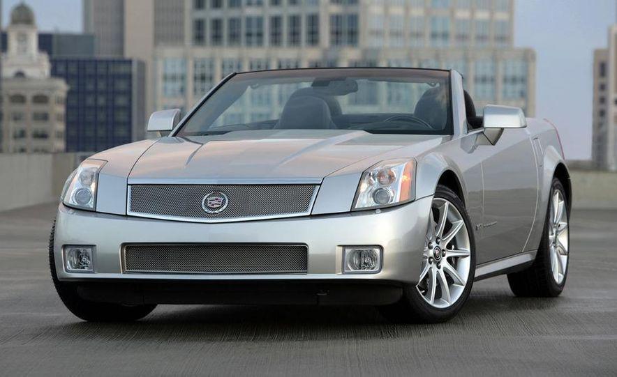 2009 Cadillac XLR - Slide 14