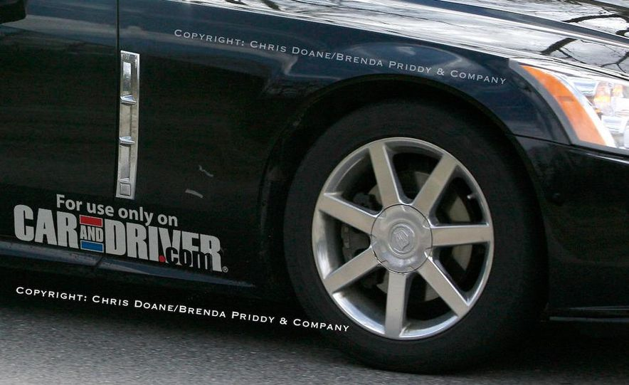 2009 Cadillac XLR - Slide 4
