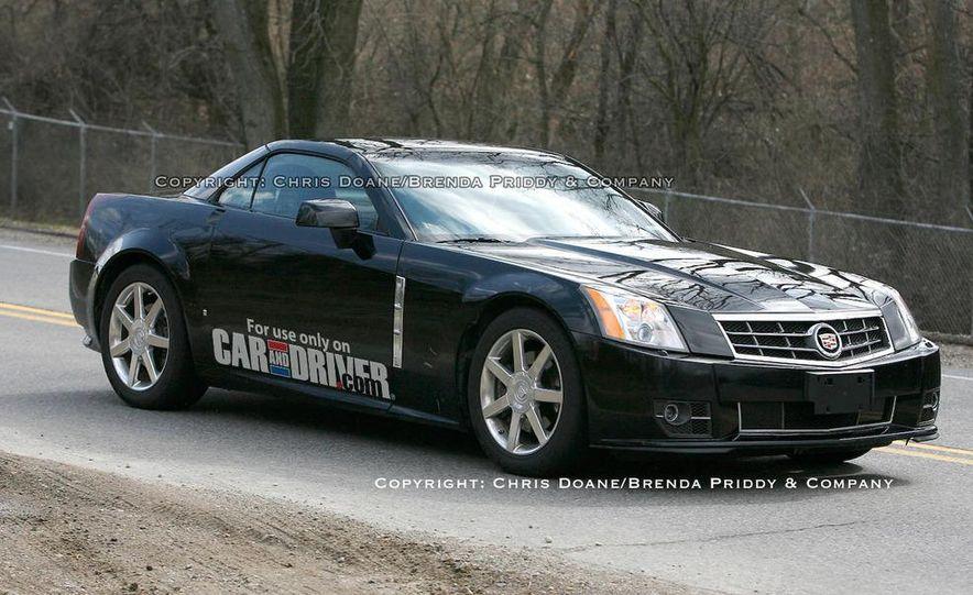 2009 Cadillac XLR - Slide 5