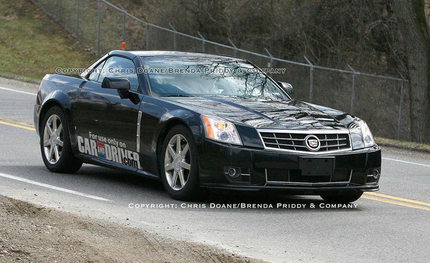 2009 Cadillac XLR - Slide 6