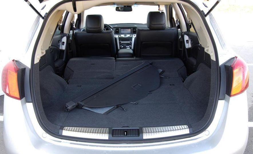 2009 Nissan Murano SL AWD - Slide 15