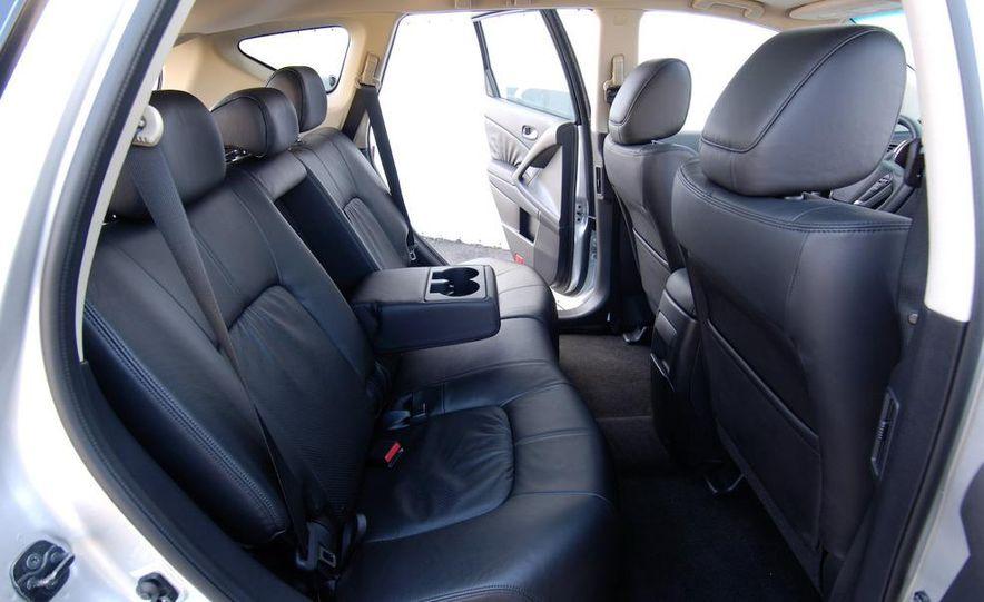 2009 Nissan Murano SL AWD - Slide 16
