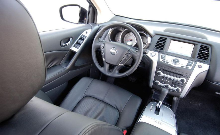 2009 Nissan Murano SL AWD - Slide 17
