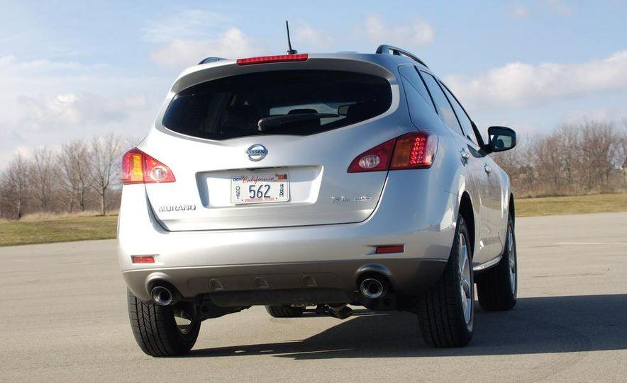 2009 Nissan Murano SL AWD - Slide 10