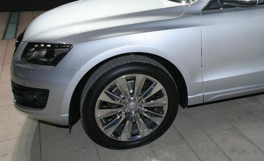 2009 Audi Q5 - Slide 25