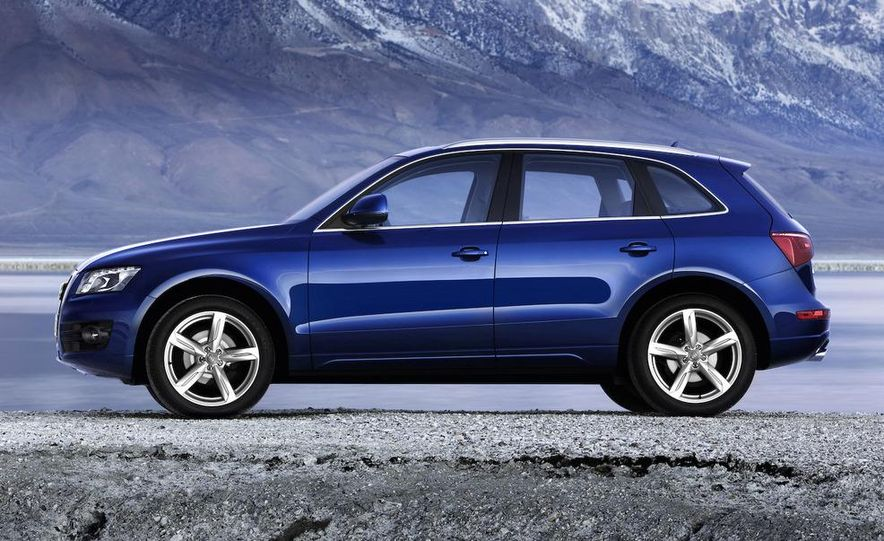 2009 Audi Q5 - Slide 35