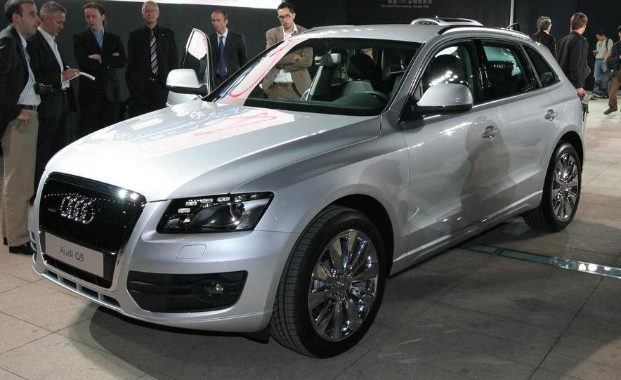 2009 Audi Q5 - Slide 26