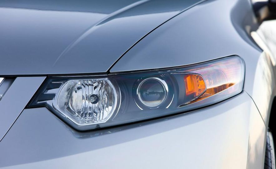 2009 Acura TSX - Slide 16
