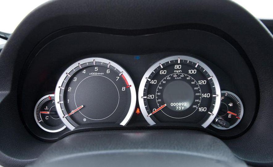 2009 Acura TSX - Slide 13