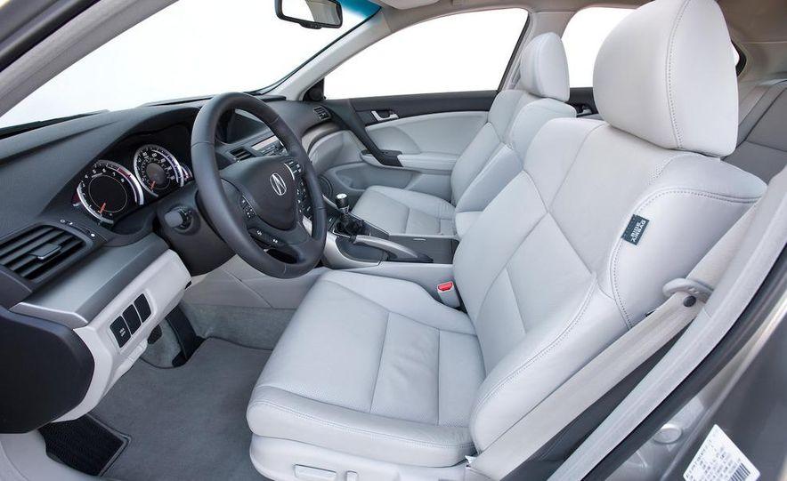 2009 Acura TSX - Slide 18