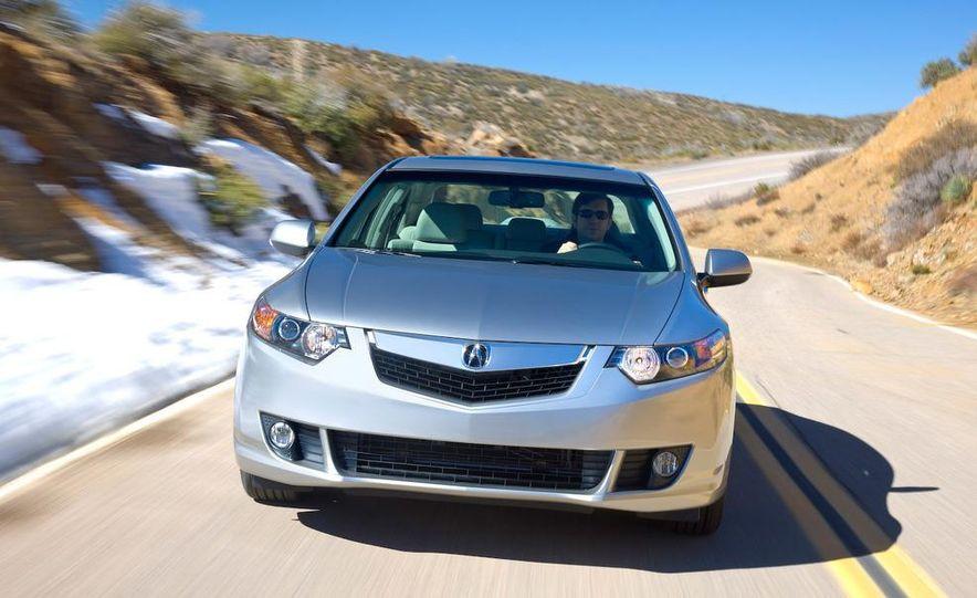 2009 Acura TSX - Slide 7