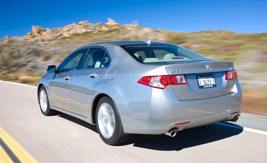 2009 Acura TSX - Slide 8