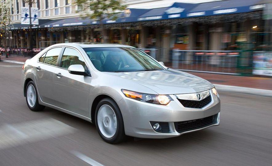 2009 Acura TSX - Slide 11