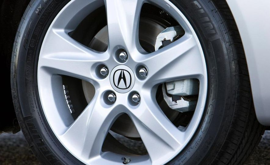 2009 Acura TSX - Slide 15