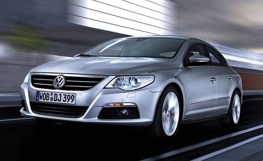 2009 Volkswagen Passat CC - Slide 10