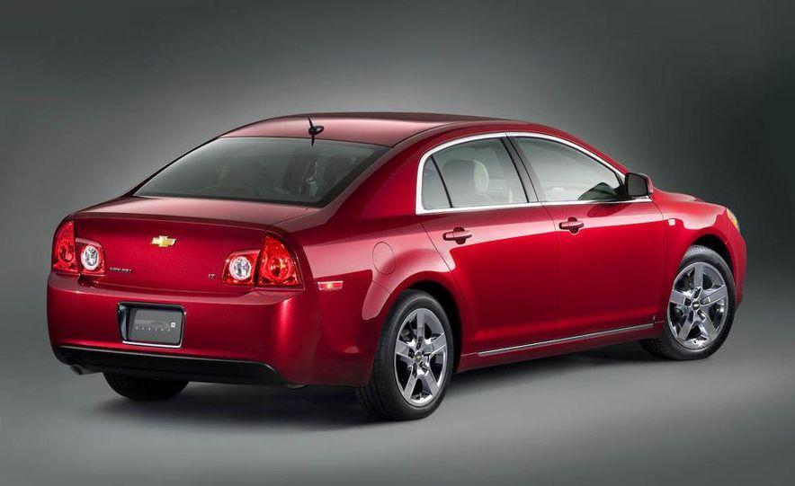 2008 Chevrolet Malibu - Slide 6