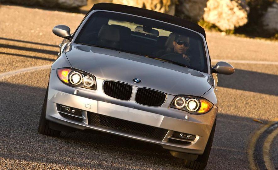2008 BMW 128i convertible - Slide 14